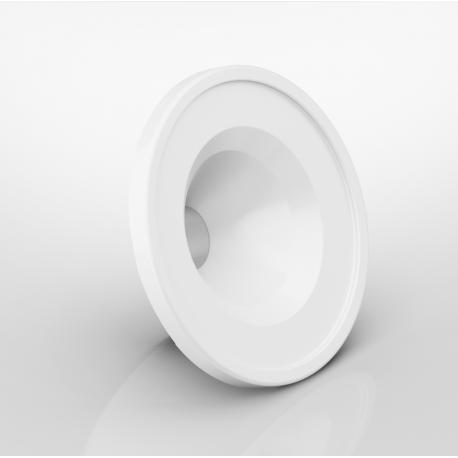 Kratka Wentylacyjna Dekoracyjna Okrągła